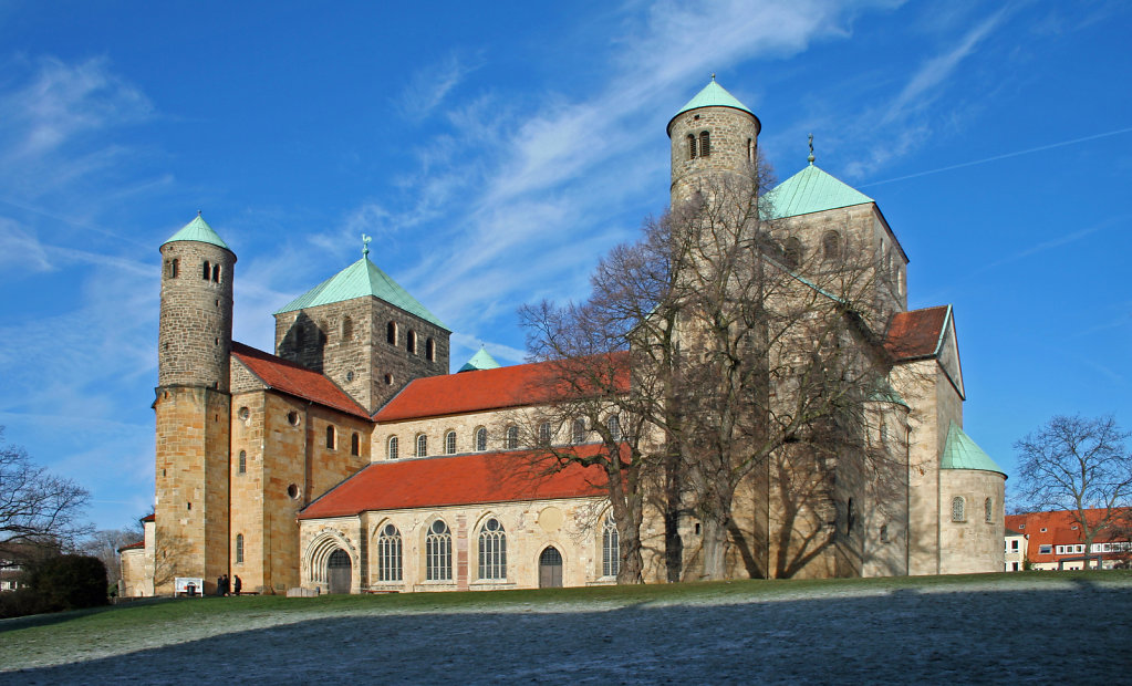 Michaeliskirche in Hildesheim 2009